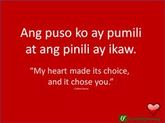 Tagalog love quotes for her , tagalog-liebeszitate für sie . Love Quotes For Her, Cute Love Quotes, Love Husband Quotes, Sweet Quotes, Deep Relationship Quotes, Guy Friendship Quotes, Funny Friendship, Filipino Quotes, Filipino Words