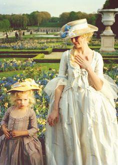 Marie Antoinette. Kirsten Dunst.