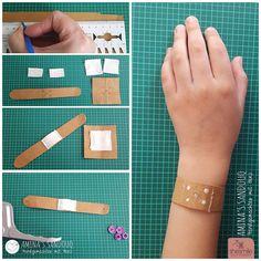 Nähen und Basteln für den Arztkoffer (Zubehör, Druckvorlagen, Stick- und Plotterdateien) - shesmile, Do it Yourself