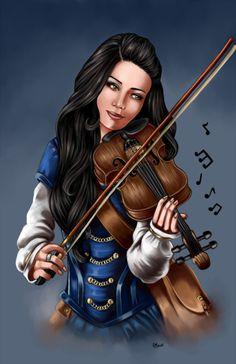 Elsa Bowen by Diermina