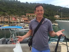 In France where even the baggage handlers are celebrities. Well sort of. @jasonsfolly