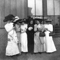 1901 Founders of Alpha Sigma Alpha (Farmville Four)