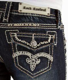 Rock Revival Jenna Boot Stretch Jean - Women's Jeans | Buckle
