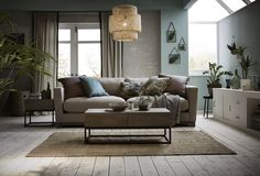Going green is easy with our #Botanicals trend. A few key pieces in place and your oasis is ready