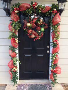 My Christmas Door