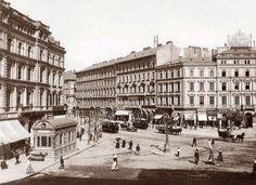 Old Budapest/Budapest régen: Budapest 1896 - Octogon