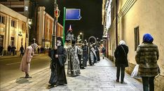 Coronavirus Prevention via Public Prayer! Moscow Monastery Introduces Nightly Cross Processions to Fight Keep The Faith, The Brethren, Moscow, Prayers, Public, War, Youtube, Russia, Prayer