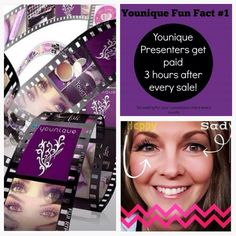 Fun Fact about Younique! Younique Presenter's get paid 3 hours after each sale! I personally think that this is totally unheard of, but isn't it amazing? Want more info? Send me a message. 3d Fiber Mascara, 3d Fiber Lashes, Fuji, Younique Presenter, Best Lashes, Home Based Business, Science And Nature, Makeup Tips, Eyelashes