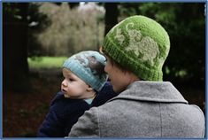 This adorable hat, for both babies and adults is a part of Twisted's 2013 Hot Holiday Knits 2013: Potpourri collection. Check out the other collections, too: Hot Holiday Knits 2013: Head & Hands, Hot Holiday Knits 2013: Neck & Shoulders, & Hot Holiday Crochet.