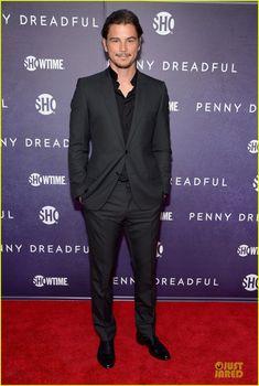 Josh Hartnett & Eva Green Combat Supernatural Threats at 'Penny Dreadful' Premiere!