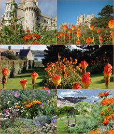 St Michael's Mount Gardens, Marazion Cornwall