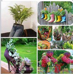 Recycling for Garden