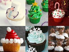 Oh Sugar Events: Winter Candy Land Dessert Table Cupcake Toppings, Cupcake Recipes, Cupcake Cakes, Fun Cookies, Sugar Cookies, My First Christmas, Christmas Time, Occasion Cakes, Candyland