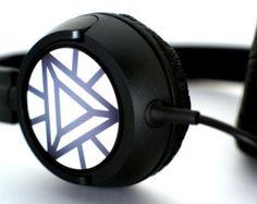 Iron Man Custom Headphones