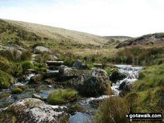 Walk Picture/View: River Taw at Steeperton Gorge in Dartmoor, Devon, England by Stephen Worth (26)