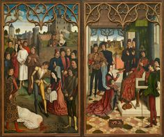 Dieric Bouts: The Justice of Holy Roman Emperor Otto III (1471-1475)