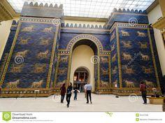 Porte d'Ishtar, vieille de plus de 2500 ans