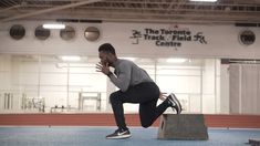 "In my experience, not all sprint drills directly translate to ""amazing"" sprint mechanics because the essential ingredient of force application to the ground . Sprinter Workout, Plyometric Workout, Plyometrics, Speed Workout, Track Workout, Workouts, Strength Training For Runners, Runner Tips, Power Training"