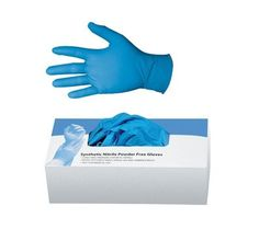 Omar Medical Supplies Powder-Free Nitrile Multipurpose Gloves