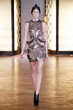 Iris van Herpen Couture Fall 2012