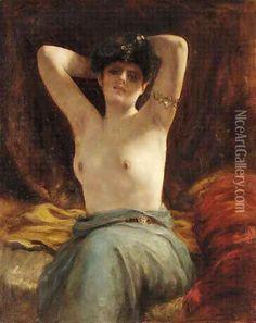 Henry Guillaume Schlesinger (1814 – 1893) – Pintor Francês_26
