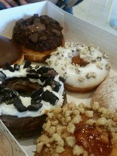Krispy Kreme Mixed half-dozen