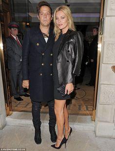 Her heels, his coat! ❤