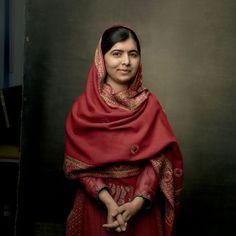BONA DRAG LEADING LADY: Malala Yousafzai