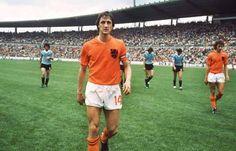Los mejores futbolistas de la historia (II): Johan Cruyff