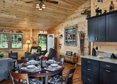 Nearly three decades in the making, this tiny forever home in New Hampshire is nothing short of perfection.Though the footprint is compact, this tiny home has everything its owners need for laid-back log home living.