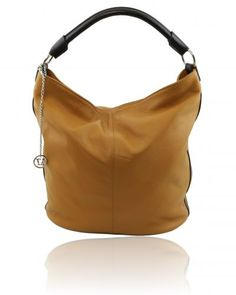 TL BAG TL141201 Leather secchiello bag