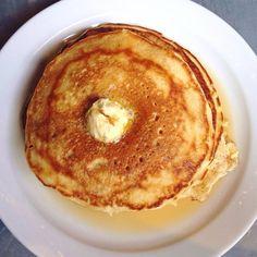 10 London Foods You Must Eat in 2017 - Buttermilk Blues Pancakes, Outsider Tart ... more on www.notsobasiclondon.com