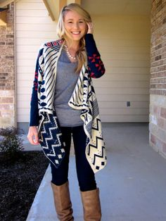 Simply Clarke: Oakleigh Rose Boutique Giveaway love comfy baggy flowey sweaters