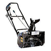 Snow Joe SJ621 18-Inch 13.5-Amp Electric Snow Thrower With Headlight $106.80 Amazon Prime $106.80