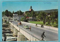 Kongsberg. Aune 1972
