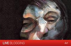 """#Francis Bacon, il """"pittore maledetto"""" in mostra a #Chieti...  per saperne di più leggi l'articolo sul nostro blog  Live bloggin DDC   http://www.danieladicosmoadv.it/blog/eventi/francis-bacon-il-pittore-maledetto-in-mostra-a-chieti/"""