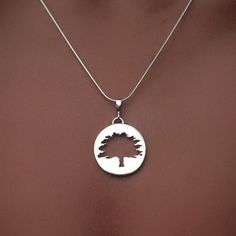 Love this jewelry tribute to the Toomers Oaks -- stylish AND meaningful!