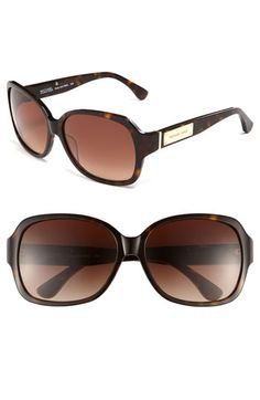 MICHAEL Michael Kors 'Classic' Sunglasses available at Nordstrom Cheap Michael Kors, Michael Kors Outlet, Handbags Michael Kors, Michael Kors Bag, Mk Handbags, Still Waiting For You, Ray Ban Sunglasses Outlet, Clubmaster Sunglasses, Braided Leather Belt