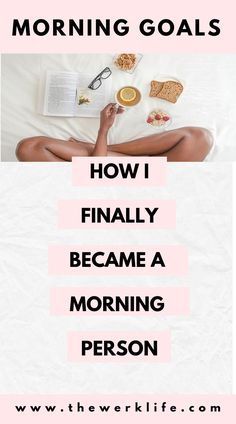 Finding it difficult to become a morning person? These simple hacks will help you wake up energized and become a morning person in no time! Master your morning routine (and no, you don't have to wake up at Evening Routine, Night Routine, Morning Routines, Daily Routines, You Wake Up, How To Wake Up Early, Self Development, Personal Development, Was Ist Pinterest