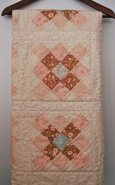 granny square quilt by am41073, via Flickr