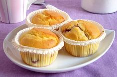 Muffin I wanna eat! Oat Muffins, Ale, Cupcakes, Sweets, Breakfast, Desserts, Recipes, Food, Pastries