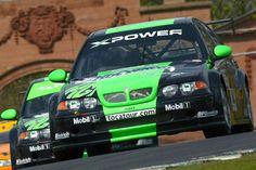 MG ZS 2002 BTCC Warren Hughes #motorsport #racing #touring #car #motor #sport…