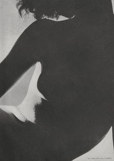 Erwin Blumenfeld- Untitled, 1938 {Coronet Magazine}