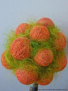 Апельсиновые деревья - свети…