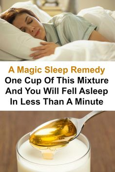 Good sleep is crucial for the function of the entire body, and it affects all our activities during the day. Therefore, you must find a way to solve sleeping issues and manage to sleep for 8 hours every night. Today, we will present a fantastic natural mi Home Remedies For Sleep, Natural Sleep Remedies, Natural Cures, Natural Healing, Healing Herbs, Medicinal Herbs, Natural Treatments, Sleep Help, How To Get Sleep