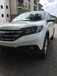 #Honda #CRV @WashNinja #GreenFriendly #AutoDetailing! Interior Clean with UV Protection, #EcoWash, Exterior Plastic Conditioner with UV Blockers, and 1 Year Paint & Surface #Sealant.
