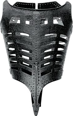 94e35a98eb Metal corset (also known as iron corset ) is historical type of corset made  mostly or entirely out of metal