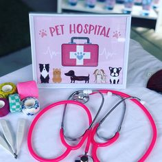 Angela L's Birthday / Adopt a Pet Party - Photo Gallery at Catch My Party Puppy Birthday Parties, Puppy Party, Cat Party, Dog Birthday, Birthday Party Themes, Birthday Ideas, Birthday Banners, Birthday Wishes, Birthday Invitations