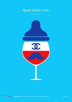 Icon-Plakat: Frankreich © Mutabor