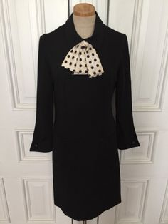 A personal favorite from my Etsy shop https://www.etsy.com/listing/290661407/vintage-1960s-mod-black-polka-dot-tie